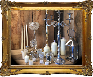 Candles&CandleHolders