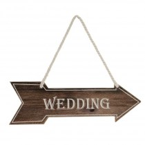wooden wedding arrow gi1024